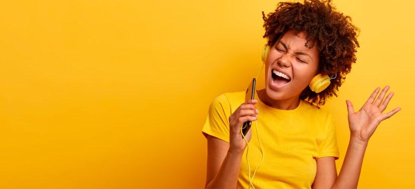 As vantagens de aprender inglês com música