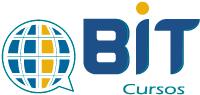 BIT Cursos – Inglês e Informática Logo
