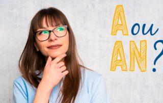 """Gramática em inglês – O uso do """"a"""" ou """"an"""""""