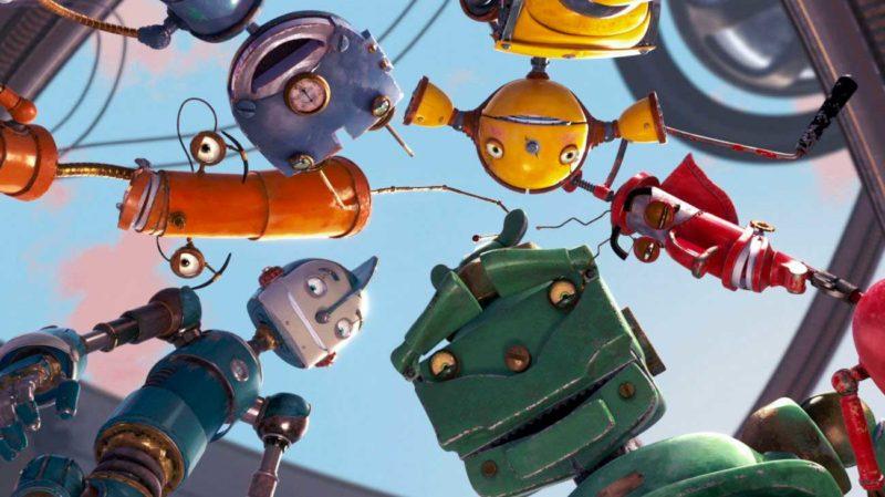 Robots, 2005