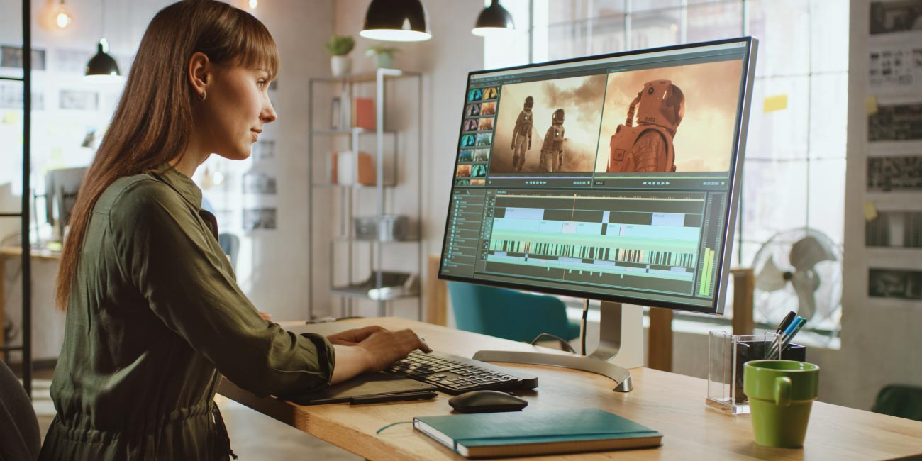 5 motivos para começar um curso de edição de vídeos
